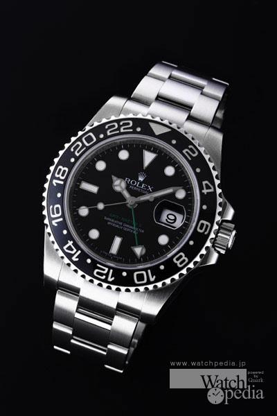 buy popular cf09e 7d859 ロレックス GMTマスター - GMT-MASTER   Watchpedia