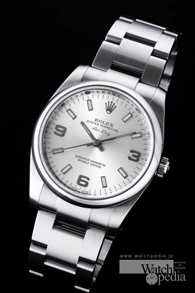 online store e35fa 844a2 ロレックス エアキング - Air-King | Watchpedia