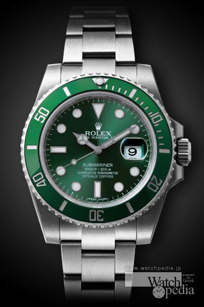 quality design b3706 0a494 ロレックス サブマリーナー - SUBMARINER   Watchpedia
