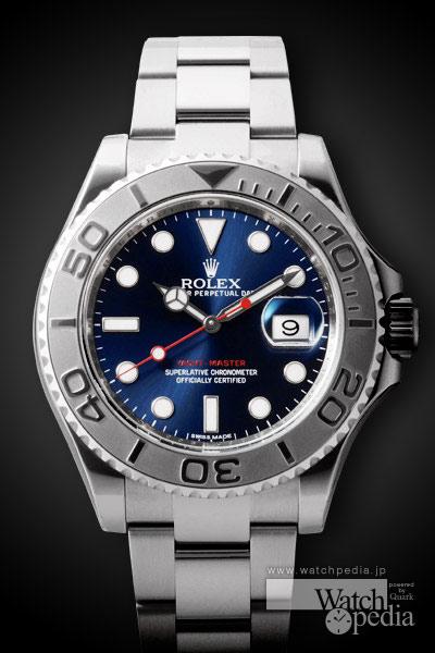 new style 74ed1 4d496 ロレックス ヨットマスター - YACHT-MASTER | Watchpedia