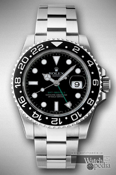 competitive price df86f 1e4ce ロレックス GMTマスターII Ref.116710LN - GMT-MASTER II Ref ...