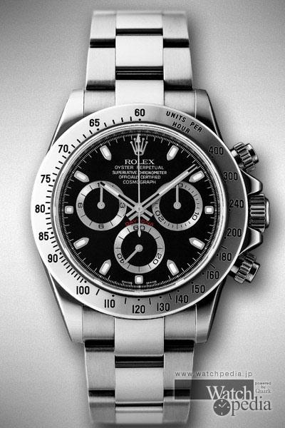 new style cfb60 82516 ロレックス デイトナ Ref.116520 - DAYTONA Ref.116520   Watchpedia
