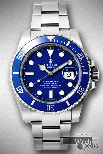 reputable site 55fe4 9385d ロレックス サブマリーナー Ref.116619LB - SUBMARINER Ref ...
