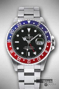 ロレックス GMTマスターI Ref.16700