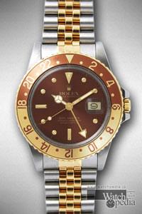 GMTマスター Ref.16753