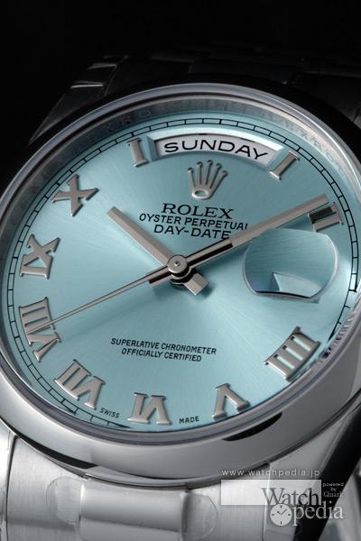low priced 9ab85 0b53a ロレックス アイスブルーダイヤル - Ice Blue Dial   Watchpedia