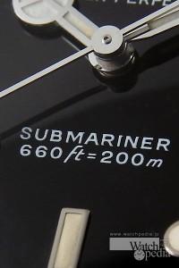 クローズ6(ロレックス サブマリーナー Ref.5513)